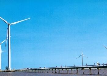 Dự án điện gió Kosy Bạc Liêu trước 'giờ G'