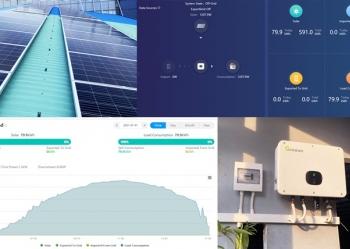 Giải pháp Zero Export cho điện mặt trời mái nhà của Growatt