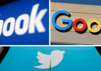 Nga khởi kiện Google, Facebook, Twitter