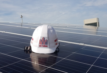 Tổng thầu EPC điện mặt trời mái nhà