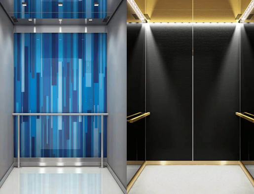 Thang máy tốc độ cao dành cho các tòa nhà cao tầng KONE MiniSpace
