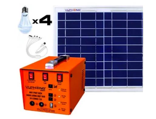 Máy phát điện năng lượng mặt trời SV-COMBO