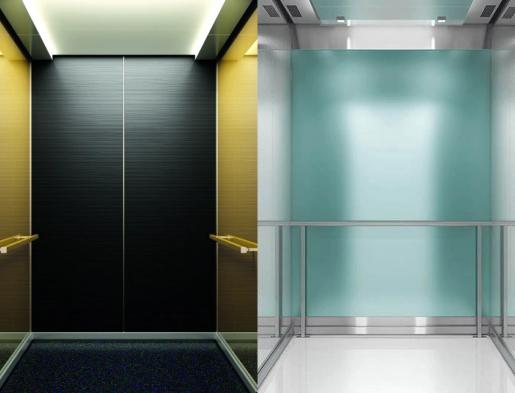 Thang máy hiệu suất vận hành cao dành cho các tòa nhà trung và cao tầng KONE S MiniSpace